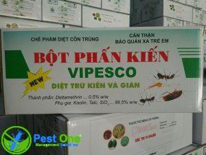 Bột phấn kiến Vipesco