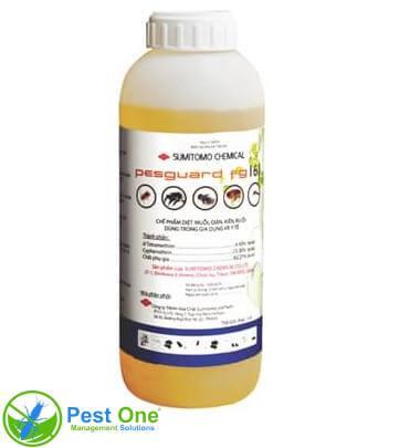 Thuốc diệt côn trùng pesguard FG 161